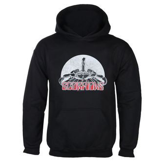 sweat-shirt avec capuche pour hommes Scorpions - Logo - LOW FREQUENCY, LOW FREQUENCY, Scorpions