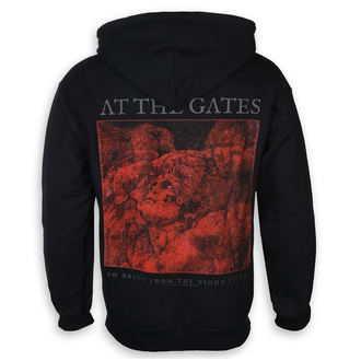 sweat-shirt avec capuche pour hommes At The Gates - To Drink From The Night Itself - RAZAMATAZ