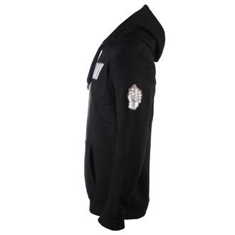 sweat-shirt avec capuche pour hommes Green Day - Logo & Grenade Applique - ROCK OFF, ROCK OFF, Green Day