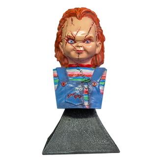 Figurine (buste) Bride of Chucky, NNM, Chucky