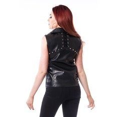 Gilet femmes Heartless - MIRA - NOIR, HEARTLESS