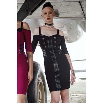Robe pour femmes par KILLSTAR - Miss Stardust - NOIR, KILLSTAR