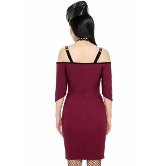 Robe pour femmes par KILLSTAR - Miss Stardust - DU SANG, KILLSTAR