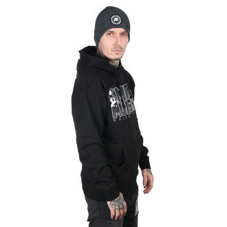 sweat-shirt avec capuche pour hommes - JAIL BREAK - METAL MULISHA, METAL MULISHA