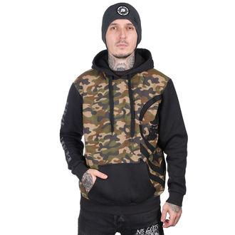sweat-shirt avec capuche pour hommes - FORCES - METAL MULISHA, METAL MULISHA