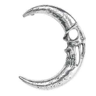 Manchette d'oreille - Boucle d'oreille ALCHEMY GOTHIC - Moonskull, ALCHEMY GOTHIC