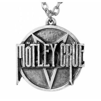 Collier pendentif ALCHEMY GOTHIC - Mötley Crüe, ALCHEMY GOTHIC, Mötley Crüe