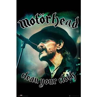 Affiche Motörhead - GB posters, GB posters, Motörhead