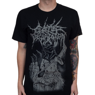 tee-shirt métal pour hommes Cattle Decapitation - Decapitation Of Cattle - INDIEMERCH, INDIEMERCH, Cattle Decapitation