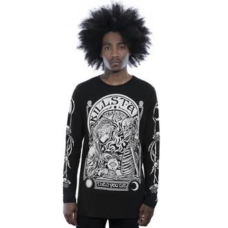 T-shirt avec manches longues pour hommes KILLSTAR - Mystery, KILLSTAR