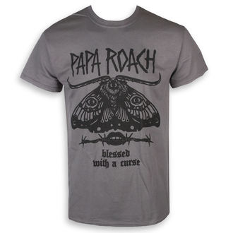 tee-shirt métal pour hommes Papa Roach - Blessed Curse - KINGS ROAD, KINGS ROAD, Papa Roach