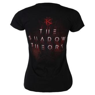 tee-shirt métal pour femmes Kamelot - The Shadow Theory - NAPALM RECORDS, NAPALM RECORDS, Kamelot
