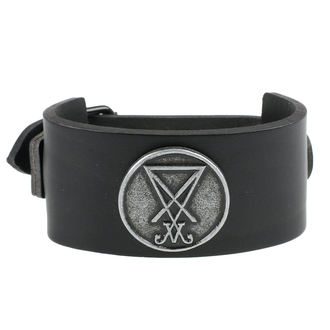 Bracelet Luciferi - Black, JM LEATHER