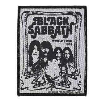 Patch BLACK SABBATH - BAND - RAZAMATAZ, RAZAMATAZ, Black Sabbath