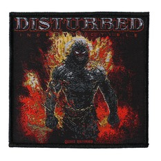 Patch DISTURBED - INDESTRUCTIBLE - RAZAMATAZ, RAZAMATAZ, Disturbed