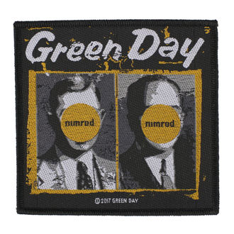 Écusson Green Day - Nimrod - RAZAMATAZ, RAZAMATAZ, Green Day