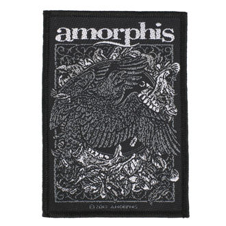 Écusson Amorphis - Circle Bird - RAZAMATAZ, RAZAMATAZ, Amorphis