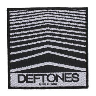 Écusson Deftones - Abstract Lines - RAZAMATAZ, RAZAMATAZ, Deftones