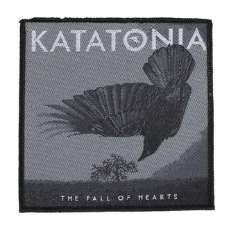Écusson Katatonia - Fall Of Hearts - RAZAMATAZ, RAZAMATAZ, Katatonia