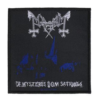 Patch Mayhem - De Mysteriis Dom Sathanas - RAZAMATAZ, RAZAMATAZ, Mayhem