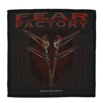 Écusson Fear Factory - Archetype - RAZAMATAZ, RAZAMATAZ, Fear Factory