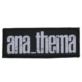 Écusson Anathema - Logo - RAZAMATAZ, RAZAMATAZ, Anathema