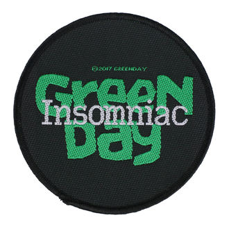 Écusson Green Day - Insomniac - RAZAMATAZ, RAZAMATAZ, Green Day
