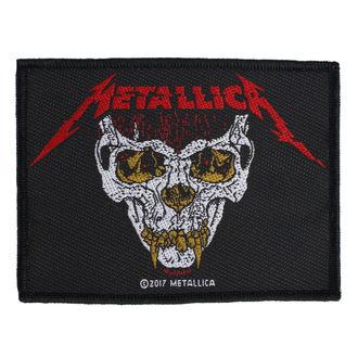 Écusson Metallica - Koh - RAZAMATAZ, RAZAMATAZ, Metallica
