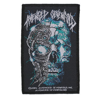 Écusson Avenged Sevenfold - Biomechanlcal - RAZAMATAZ, RAZAMATAZ, Avenged Sevenfold