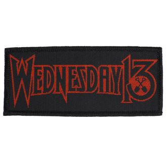 Écusson Wednesday 13 - Logo - RAZAMATAZ, RAZAMATAZ, Wednesday 13