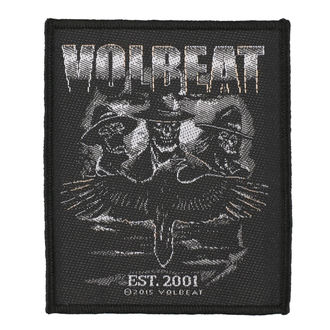 patch VOLBEAT - OUTLAW RAVEN - RAZAMATAZ, RAZAMATAZ, Volbeat