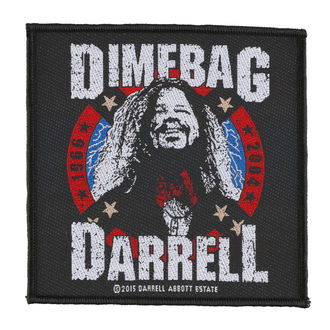 patch DIMEBAG DARRELL - 1968-2004 - RAZAMATAZ, RAZAMATAZ, Dimebag Darrell