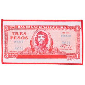 patch CHE GUEVARA - TRES PESOS - RAZAMATAZ, RAZAMATAZ, Che Guevara