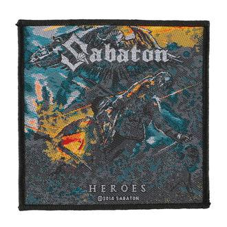 patch SABATON - HEROES - RAZAMATAZ, RAZAMATAZ, Sabaton