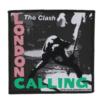 patch THE CLASH - LONDON CALLING - RAZAMATAZ, RAZAMATAZ, Clash