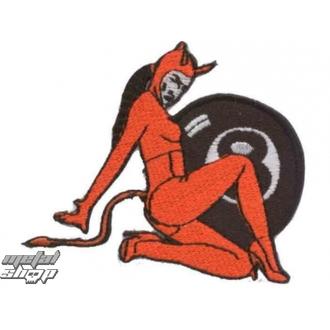 applique de fer Devil 2