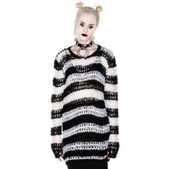 Pull pour femmes KILLSTAR - Never Trust The Living - Faux-Mohair, KILLSTAR