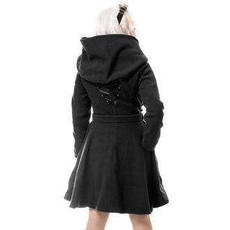 Manteau pour femmes VIXXSIN - NEW MOON - NOIR, VIXXSIN