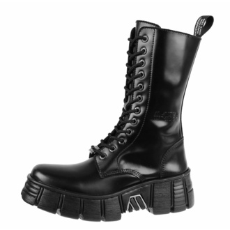 Bottes NEW ROCK - ANTIK NOIR - TOWER - M.WALL027N-C2