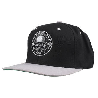 casquette BLACK HEART - BABY BOY - NOIR, BLACK HEART