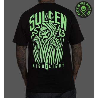 t-shirt hardcore pour hommes - NIGHT LIGHT - SULLEN, SULLEN