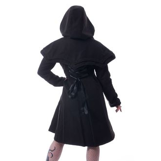 Manteau pour femme HEARTLESS - NIGHT FLIGHT - NOIR, HEARTLESS
