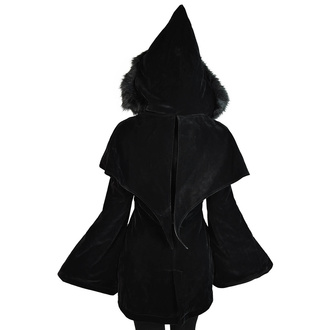 Manteau pour femmes KILLSTAR - Nightfever Duffle, KILLSTAR