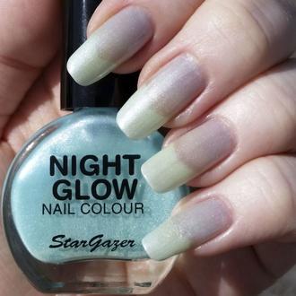 Vernis STAR GAZER - Glow In The Dark - Lueur Jade, STAR GAZER