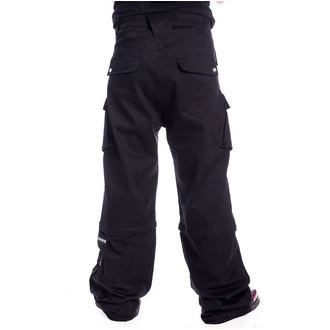 Pantalon pour homme CHEMICAL BLACK - NIXON - NOIR, CHEMICAL BLACK