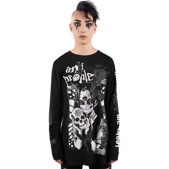 T-shirt unisexe à manches longues KILLSTAR - No Fairytale, KILLSTAR
