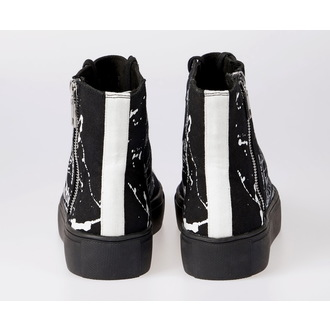 chaussures de tennis montantes unisexe - DISTURBIA