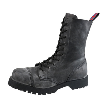 Bottes NEVERMIND - 10 trous - Noir Anthrax, NEVERMIND
