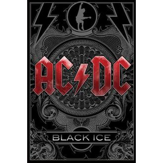 affiche AC / DC (Noire Ice) - PP31634, PYRAMID POSTERS, AC-DC