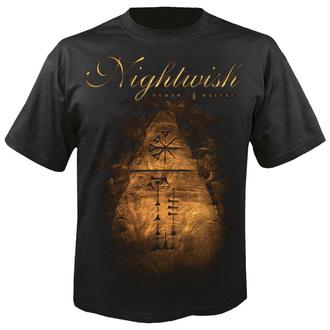 tee-shirt métal pour hommes Nightwish - Human :II: Nature - NUCLEAR BLAST, NUCLEAR BLAST, Nightwish